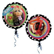 The Muppets Foil Helium Balloon